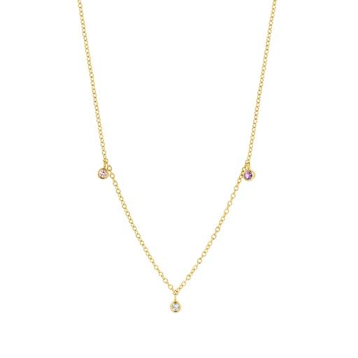 [M1674] Petits Macarons Necklace