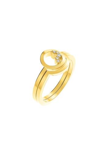 [M1720] Circle Unity Ring